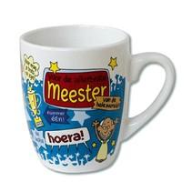Paperdreams - Cartoonmok - Meester