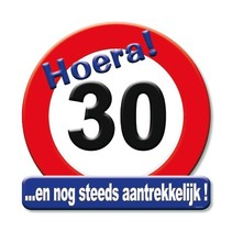 Paperdreams - Huldeschild - 30 Jaar