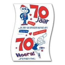 Paperdreams - Toiletpapier - 70 Jaar