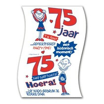 Paperdreams - Toiletpapier - 75 Jaar