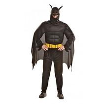 Partychimp - Kostuum - Batman - Gespierd - XL
