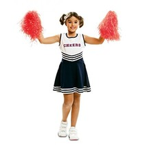 Partychimp - Kostuum - Cheerleader - mt.128