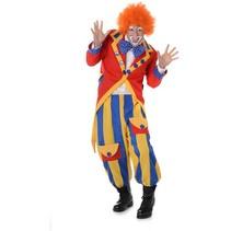 Partychimp - Kostuum - Clown - XL