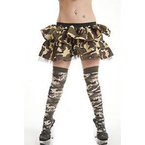 Partychimp - Kousen - Camouflage