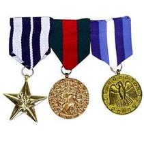 Partychimp - Medailles - Mililtair - 3st.
