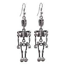 Partychimp - Oorbellen - Skelet
