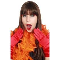 PartyXplosion - Boa - Dik - Oranje - 180cm/75 gram