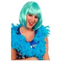 PartyXplosion - Boa - Turquoise - 180cm/50 gram