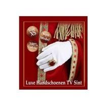PartyXplosion - Handschoenen - Luxe - Sint - XXL