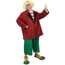PartyXplosion - Kostuum - Clown - Bassie - S