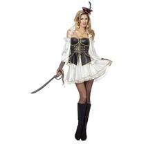 PartyXplosion - Kostuum - Piratenvrouw - Ernestine - L