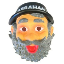 PartyXplosion - Masker - Abraham - Met hoed
