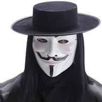 PartyXplosion - Masker, hoed & haar - Mr.Vendetta