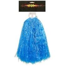 PartyXplosion - Pompon - Blauw