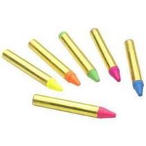 PartyXplosion - Schmink - Kleurkrijtjes - Neon - 6dlg.