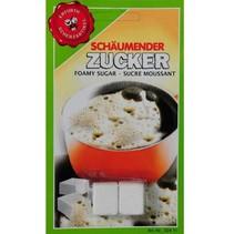 Bladwijzer - Fopartikel - Schuimend suiker