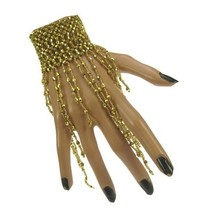 PartyXplosion - Armband - Steentjes - Goud