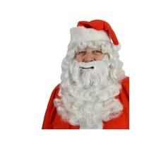 Witbaard - Baard & pruik - Kerstman