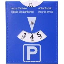 Bladwijzer - Parkeerschijf/parkeerkaart