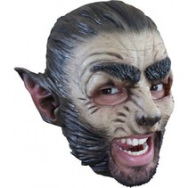 Partychimp - Masker - Wolf - Open kin