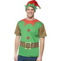 Smiffys - Kostuum - Elf - M