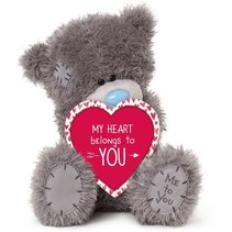Me to You - Knuffelbeer - My heart belongs to you - 23cm