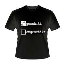 Paperdreams - T-shirt - Geschikt/ongeschikt - XL