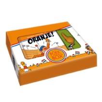 Imagebooks - Boek cadeaubox - Gestoord van oranje