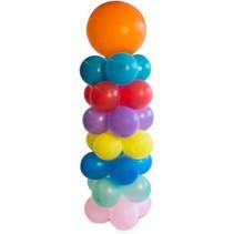 Folat - Pilaar - Balonnen