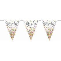 Folat - Vlaggenlijn - Party confetti - 6m
