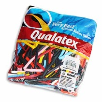 Qualatex - Modelleerballonnen - Standaard - 260Q - 100st.