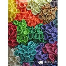 Belbal - Ballonnen - Assorti gekleurd - 100st.