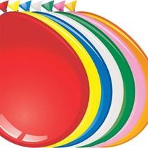 Globos - Ballonnen - Assorti - Mega - 74cm - 25st.