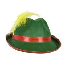 Witbaard - Tirolerhoed - Groen
