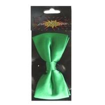 Partyxplosion - Luxe strik - Satijn - Groen