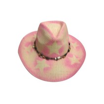 PartyXplosion - Hoed - Cowgirl - Sterren - Roze