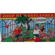 Bijloo - Stripboek - Joop De Westlander - Deel 5 - Superdik