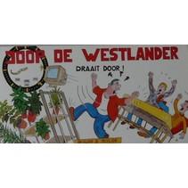 Bijloo - Stripboek - Joop De Westlander - Deel 3 - Draait door