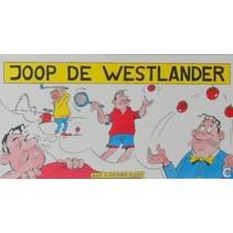 Bijloo - Stripboek - Joop De Westlander - Deel 1 t/m 5