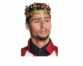 Kronen, tiara's & diademen