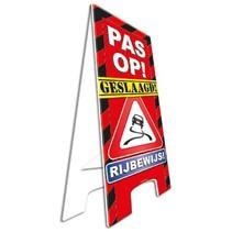 Paperdreams - Warning sign - Rijbewijs