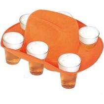 Folat - Hoed - Hoedje bier - Oranje