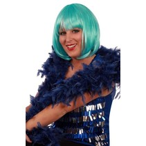 PartyXplosion - Boa - Marine blauw - 180cm/75g