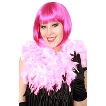 PartyXplosion - Boa - Licht roze - 180cm/75g