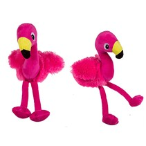 Out of the blue - Knuffel - Flamingo - 34cm
