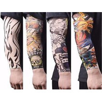 Out of the blue - Tattoosleeves - Gekleurd - Assortie