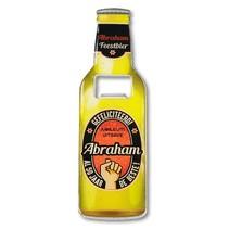 Paperdreams - Bieropener - Abraham