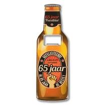 Paperdreams - Bieropener -  65 Jaar