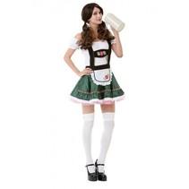 PartyXclusive - Jurk - Miss Oktoberfest - L