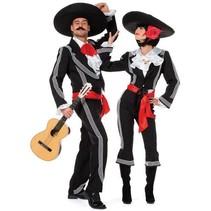 PartyXplosion - Kostuum - Spaanse Mariachi - M